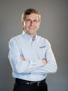 Dr. Michael Knieling, COO di snom technology