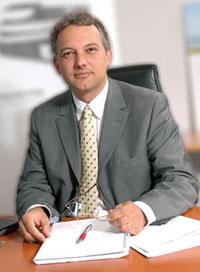 Francois Lavaste,<br>CEO NETASQ