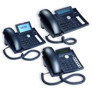 Con il nuovo firmware i telefoni IP di snom sono interoperabili con i sistemi BroadSoft