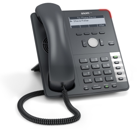 il telefono IP snom 710