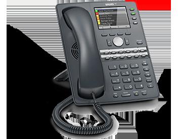 microsoft lync optimierte telefone 04 Novità: gestione nativa dei terminali snom UC Edition con il server Lync