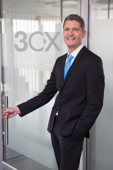Nick Galea, CEO di 3CX