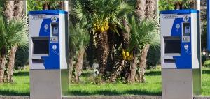 Le biglietterie automatiche del consorzio tariffario arcobaleno.