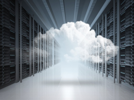 Cloud computing networking concept